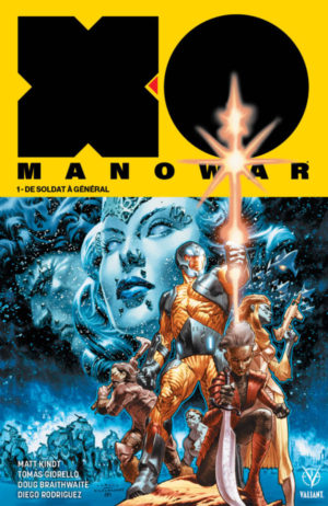 Tome 1 X-O Manowar 2018 Bliss
