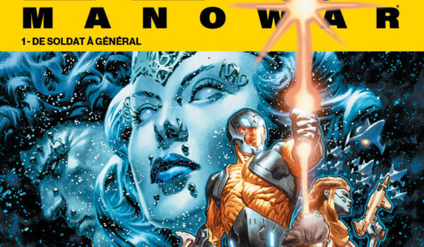 Tome 1 X-O Manowar 2018 Bliss