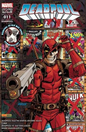 Deadpool Kiosque Avril 2018 Panini Comics