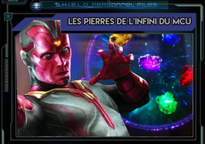 Marvel Encyclopédie Pierres de l'infini