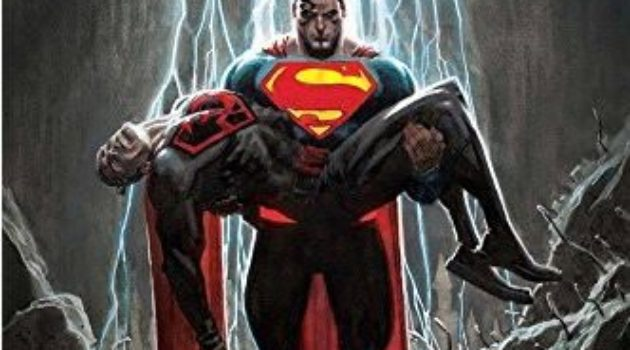Superman Rebirth Tome 3 Urban Comics