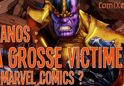 ComiXrayS : Thanos