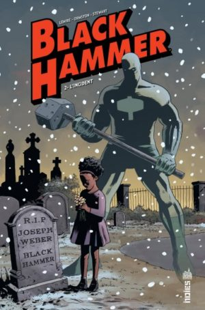 black hammer tome 2 urban comics