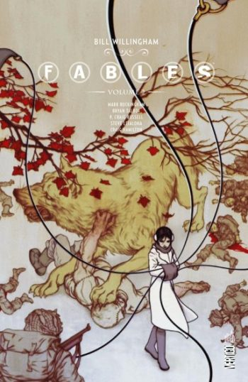 fables intégrale tome 2 urban comics