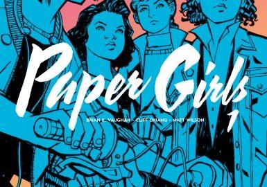 paper girls tome1 urban comics