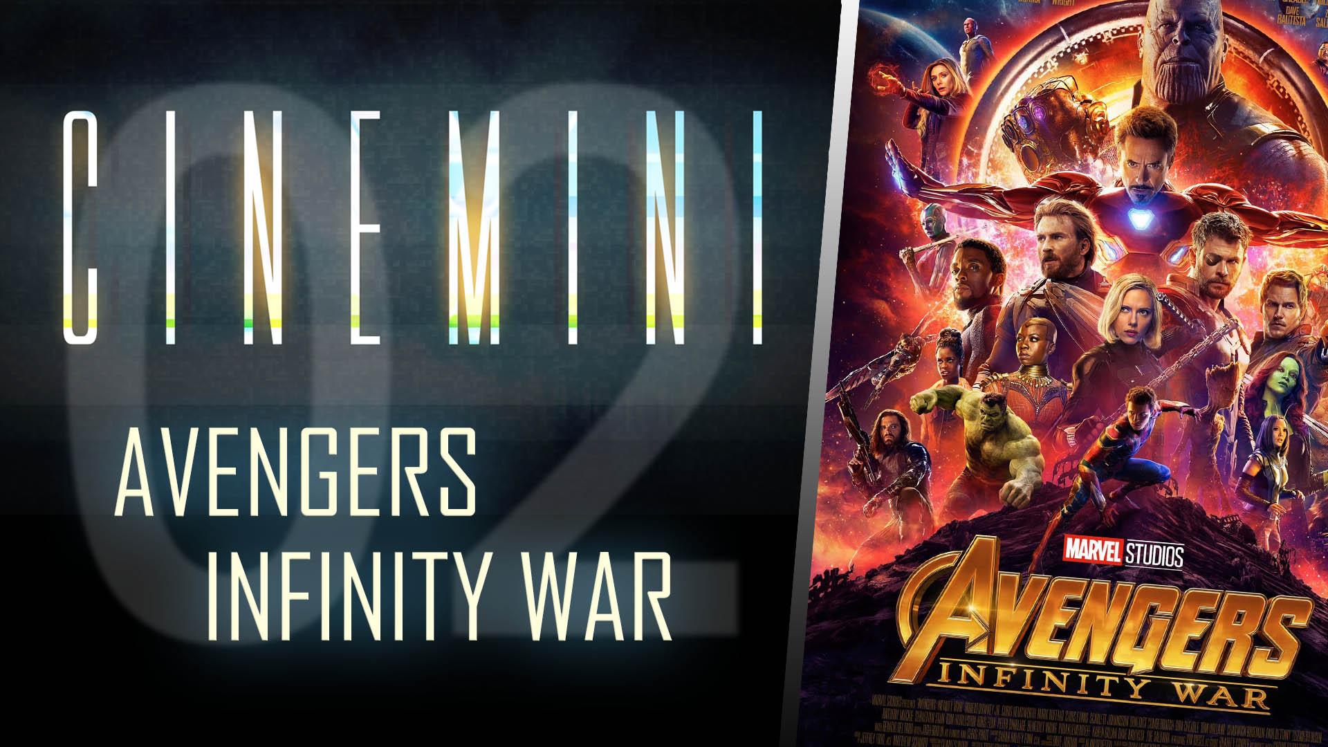 Avengers Infinity War Dans Cinémini à Découvrir Sur Lescomicsfr