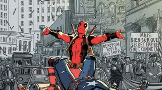 Deadpool Kiosque Mai 2018 Panini Comics