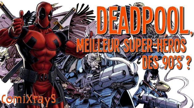 ComiXrayS Deadpool