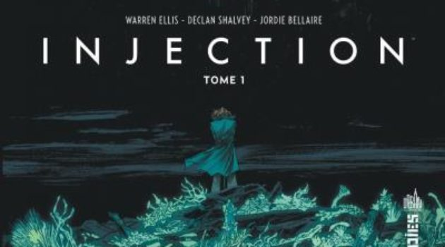 Injection Tome 1 Urban Comics