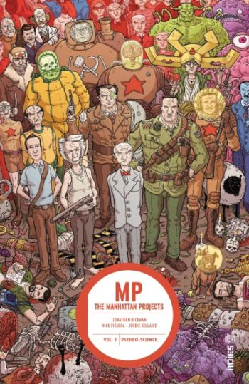 The Manhattan Projects Tome 1 Urban Comics