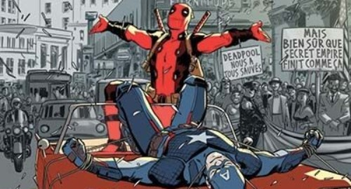 Deadpool Panini Comics Mai 2018