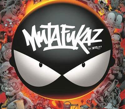 mutafukaz ankama label 619 run