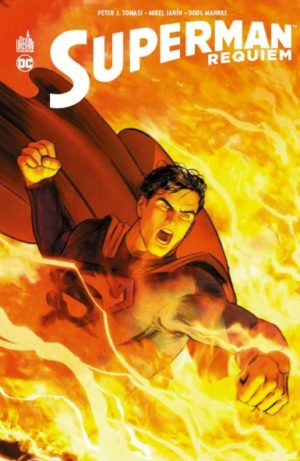 superman requiem urban comics