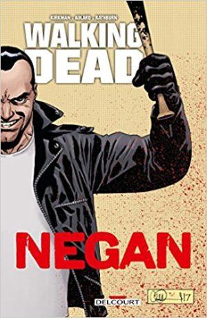 Delcourt Walking Dead Negan