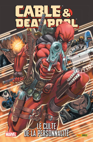 Tome 1 Cable & Deadpool Panini