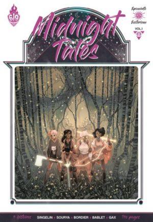 midnight tales ankama label 619