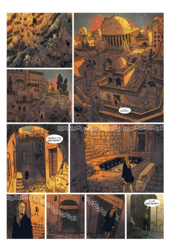 midnight tales extrait