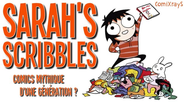 Sarah's Scribbles ComiXrayS