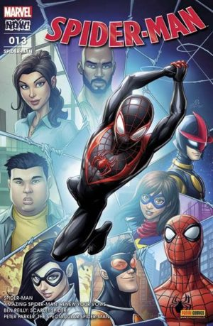 Spider-Man Kiosque juin 2018 Panini Comics