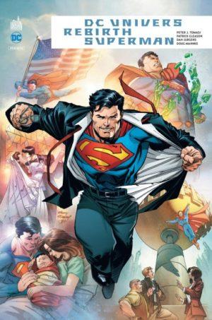 dc univers rebirth superman urban comics