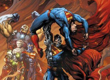 justice league kiosque urban comics