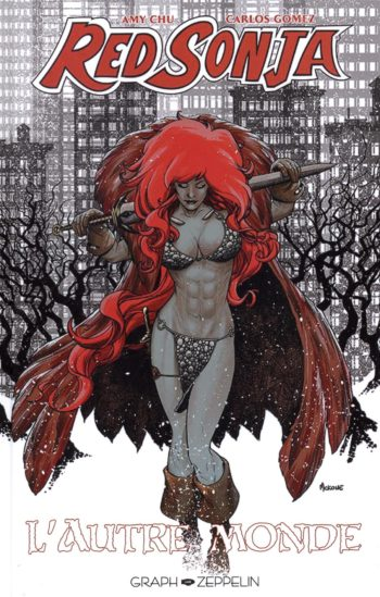 Red Sonja L'autre Monde Graph Zeppelin