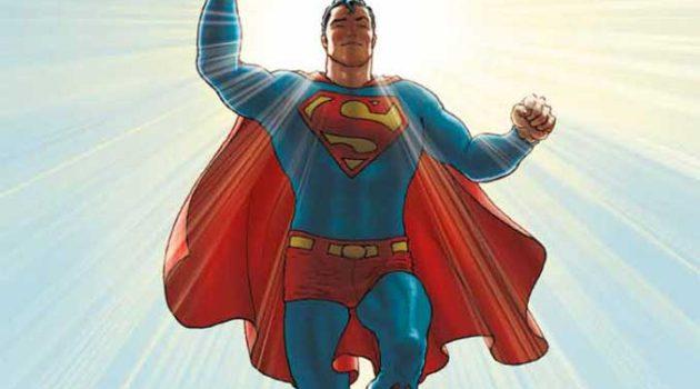 all star superman comics
