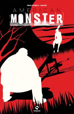 American Monster tome 1 Snorgleux Comics