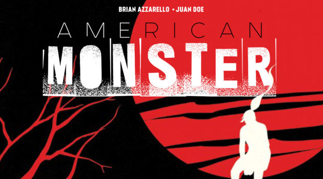 American Monster tome 1 Snorgleux Comics