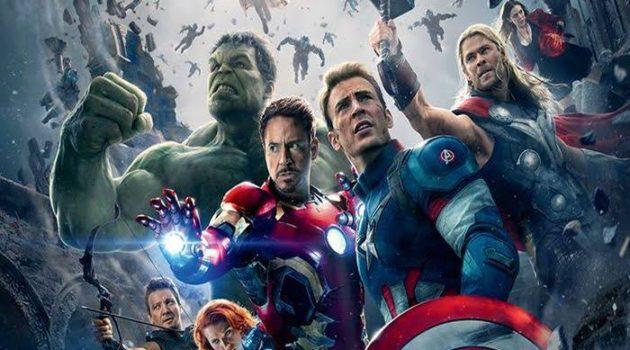 Avengers l'Ere d'Ultron Marvel Studios