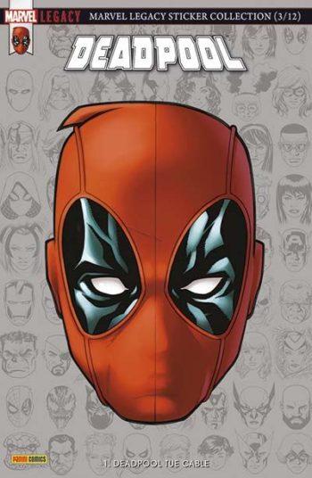Marvel Legacy Deadpool Tome 1 Panini Comics