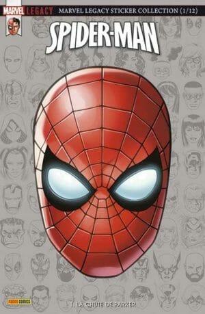 Marvel Legacy Spider-Man Tome 1 Panini Comics