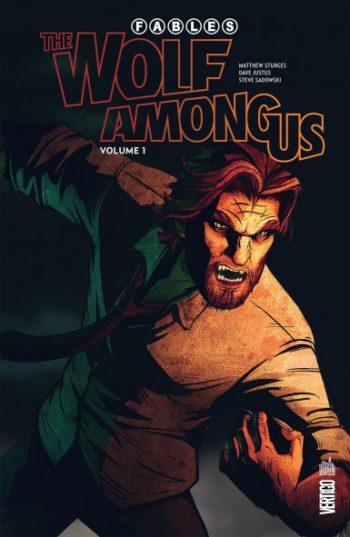 fables wolf among us urban comics