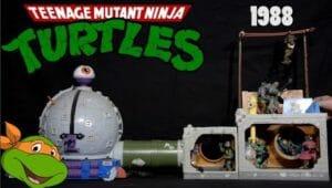 Les Tortues Ninja dans ArkeoToys