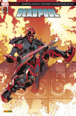 Marvel Legacy Deadpool Tome 2 Panini Comics