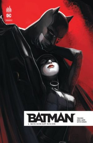 Batman Rebirth tome 2 Urban Comics
