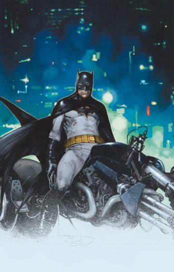 Batman Rebirth 5 Olivier Coipel