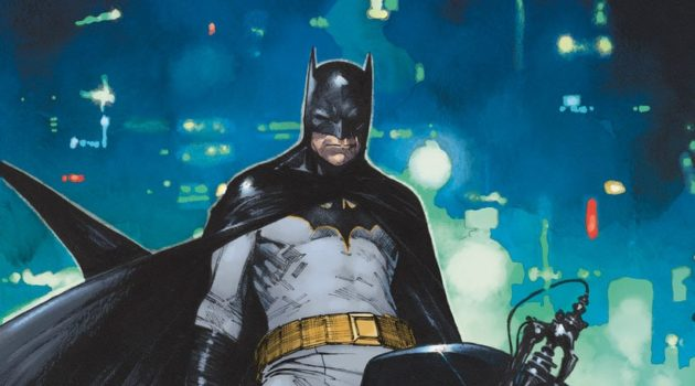 Batman Rebirth 5 Olivier Coipel