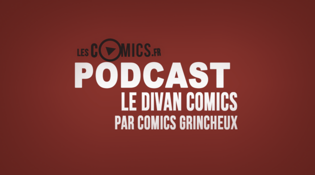 Le Divan Comics de Comics Grincheux