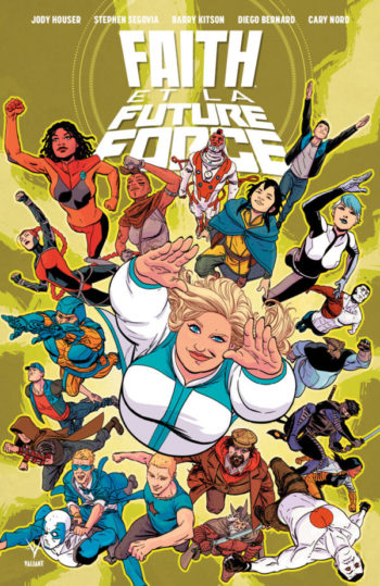 bliss comics faith future force