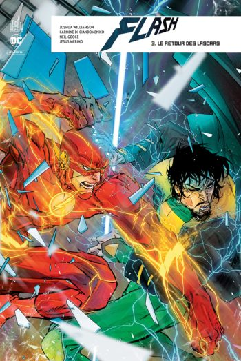 flash rebirth tome 3 urban comics