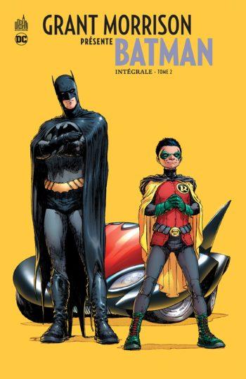 Intégrale GM Batman 2 Urban