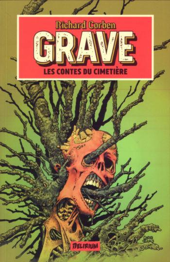 Grave, les contes du cimetière par Richard Corben