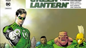green lantern rebirth tome 2