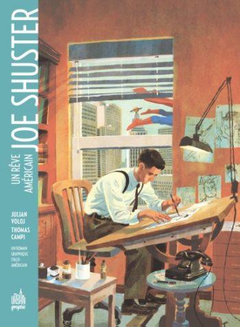 joe Shuster urban comics