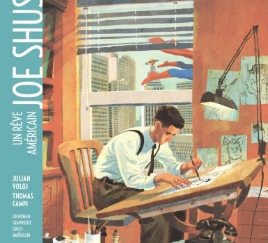 joe Shuster urban comics