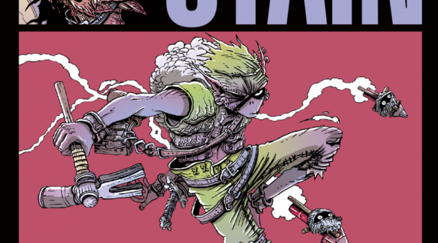 Orc Stain Paperback tome 1