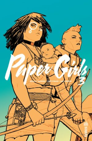 Paper Girls 3 Urban Comics
