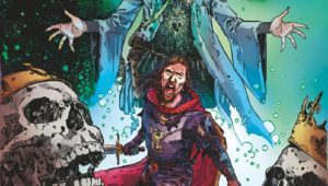 Unholy Grail Snorgleux Comics