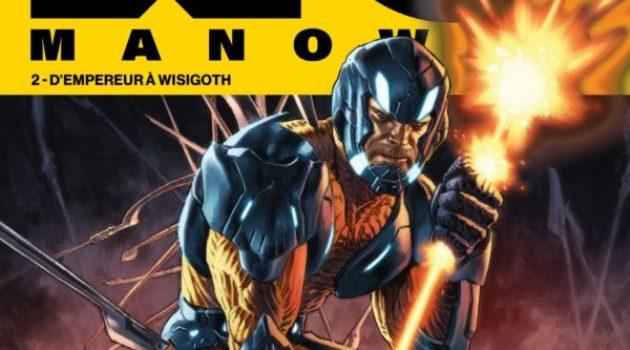 Bliss Comics X-O Manowar T2